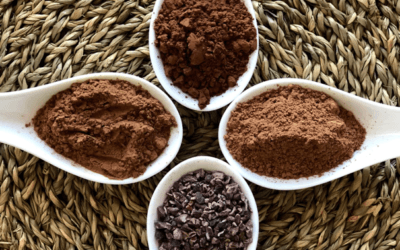 Cacao, Cocoa or Carob, What's the Difference?