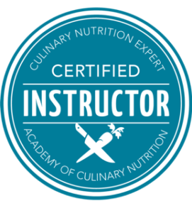 Certified instructor badge