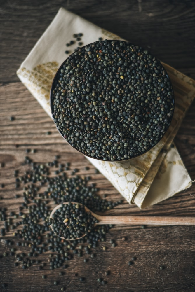 French/Puy lentils