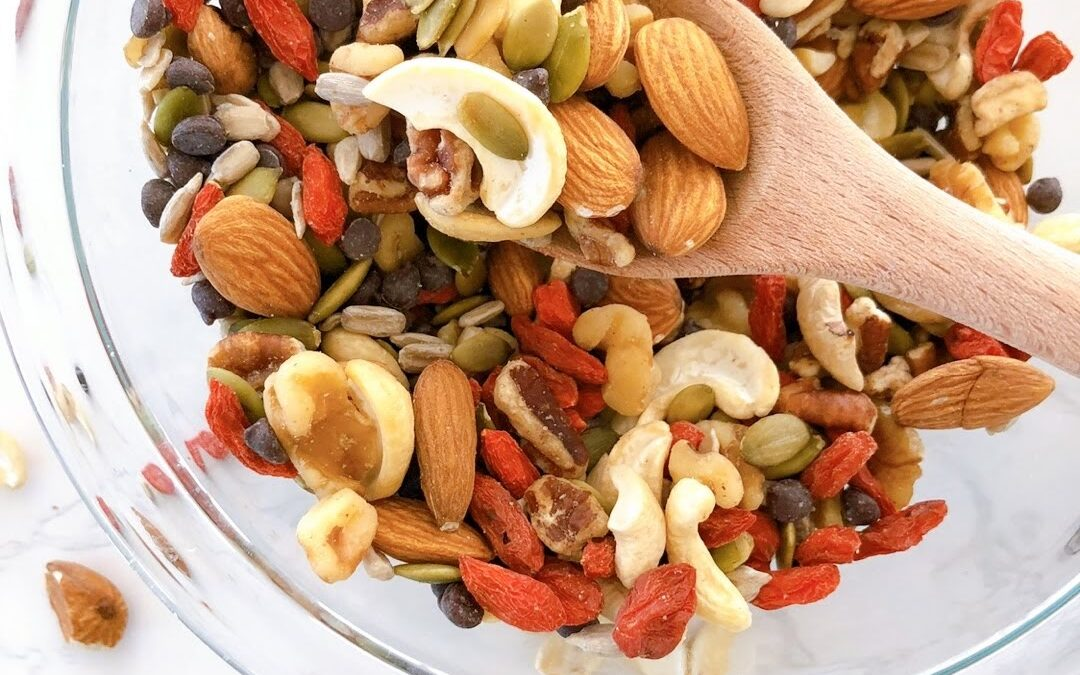 Five Minute Trail Mix