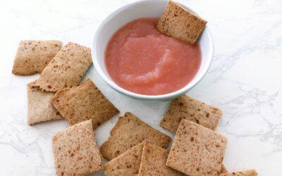 Cassava Cinnamon Crackers